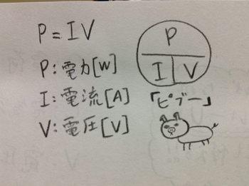 物理公式 P=IV.JPG